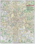 План-схема История Москвы в картинках Старые карты Москвы и других городов.