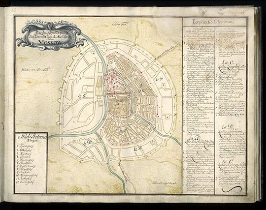 1674 План Пальмквиста%Palmkvist Plan
