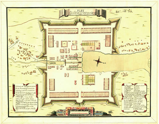 карта екатеринбурга 19 века