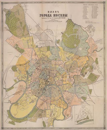 как красиво старые карты москвы и подмосковья дом Санкт-Петербурге