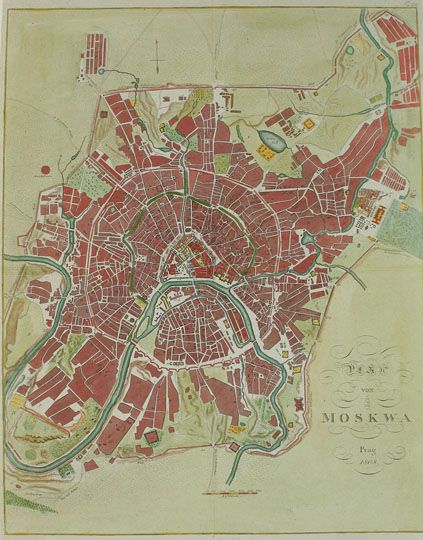 Карты XIX века