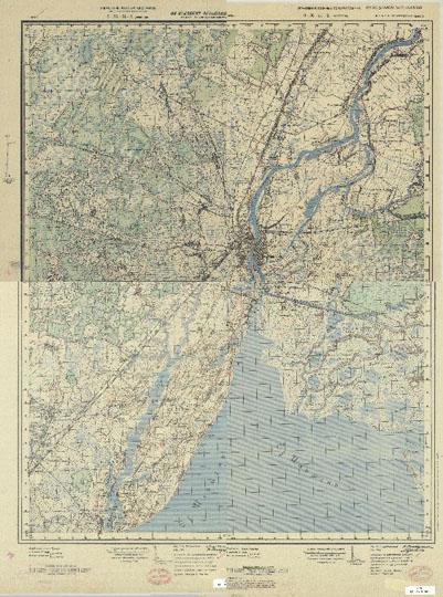 1940 Окрестности Новгорода