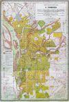 План Томска%Map of Tomsk История Москвы в картинках Старые карты Москвы и...